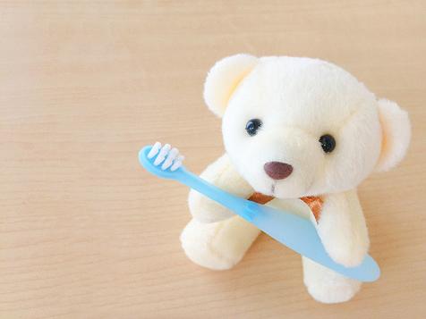 赤ちゃんの歯磨きのタイミングは?