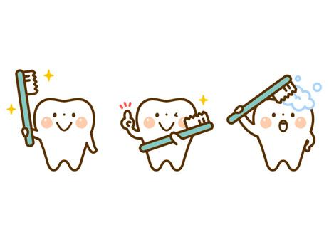 プラーク除去の歯磨きアドバイス