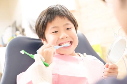 正しい歯磨きの仕方